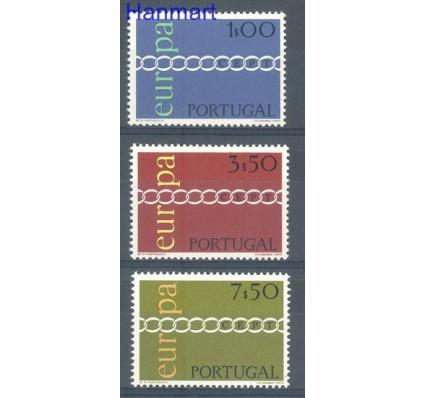 Portugalia 1971 Mi 1127-1129 Czyste **