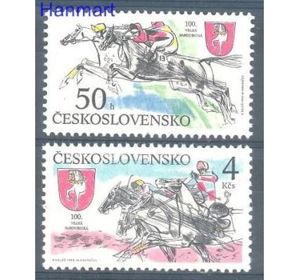 Znaczek Czechosłowacja 1990 Mi 3060-3061 Czyste **