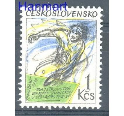 Znaczek Czechosłowacja 1992 Mi 3121 Czyste **