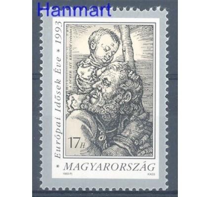 Znaczek Węgry 1993 Mi 4244 Czyste **