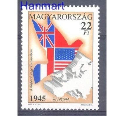 Znaczek Węgry 1995 Mi 4342 Czyste **