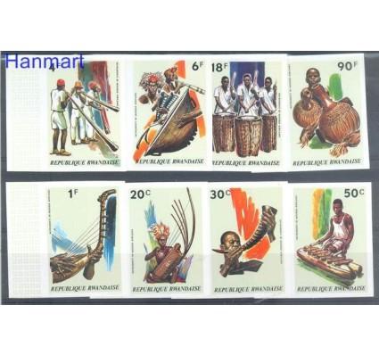 Rwanda 1973 Czyste **