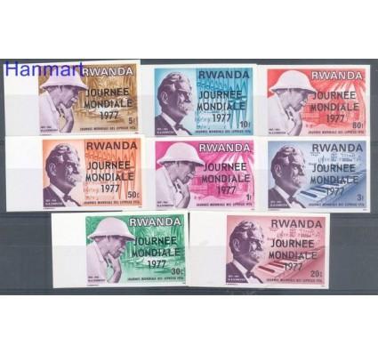 Rwanda 1977 Czyste **