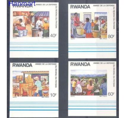 Znaczek Rwanda 1988 Czyste **