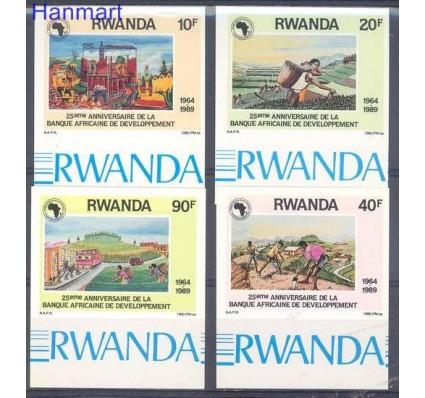 Rwanda 1990 Czyste **