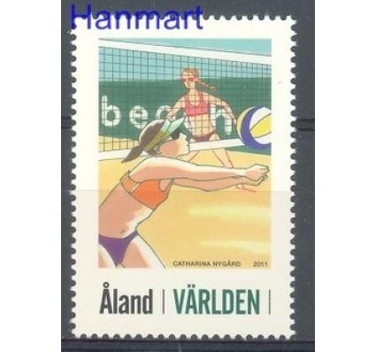 Znaczek Wyspy Alandzkie 2011 Mi 349 Czyste **