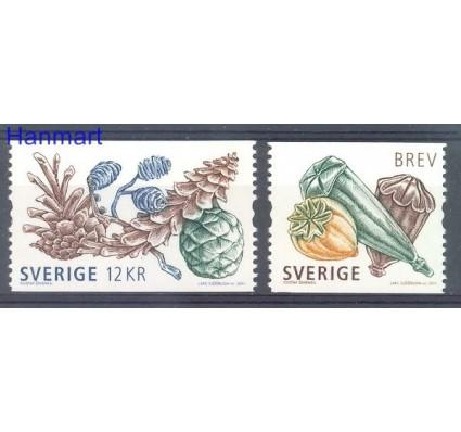 Znaczek Szwecja 2011 Mi 2837-2838 Czyste **