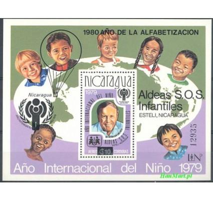 Nikaragua 1980 Mi bl 133 Czyste **