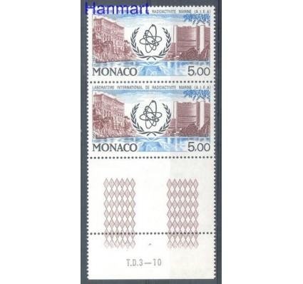 Monako 1987 Mi 1831 Czyste **