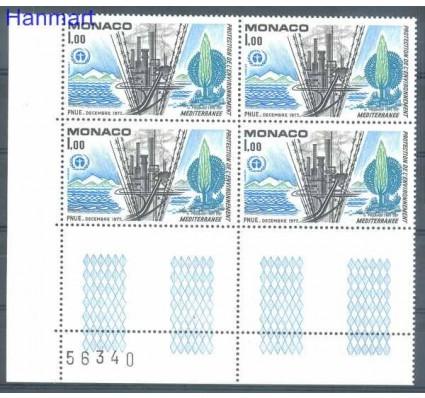 Znaczek Monako 1977 Mi 1295 Czyste **