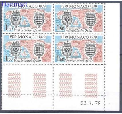 Monako 1979 Mi 1400 Czyste **