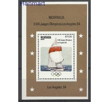 Nikaragua 1983 Mi bl 147 Czyste **