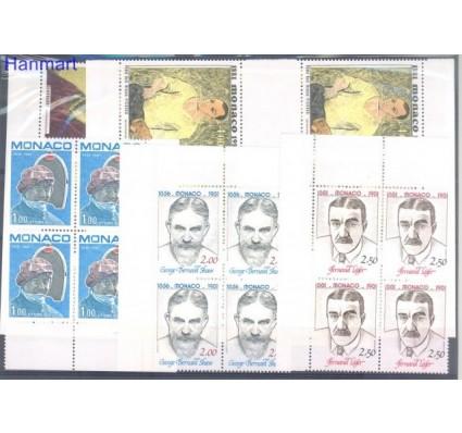Znaczek Monako 1981 Mi 1491-1495 Czyste **