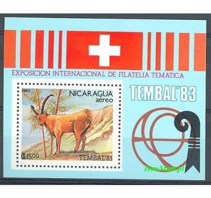 Nikaragua 1983 Mi bl 149 Czyste **