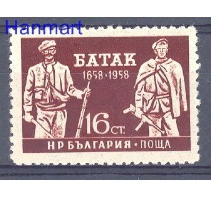 Bułgaria 1959 Mi 1122 Czyste **