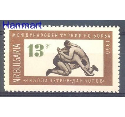 Znaczek Bułgaria 1966 Mi 1639 Czyste **
