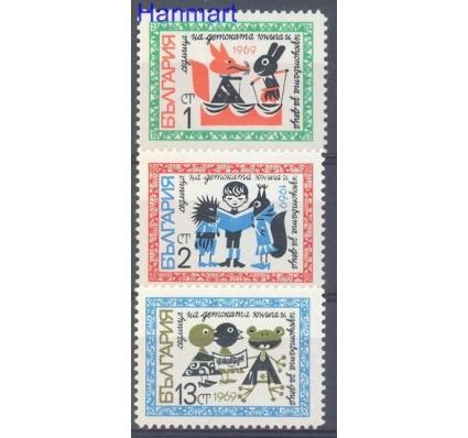Bułgaria 1969 Mi 1897-1899 Czyste **