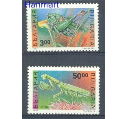 Bułgaria 1992 Mi 4016-4017 Czyste **