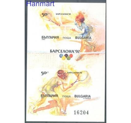 Bułgaria 1990 Mi bl 211B Czyste **