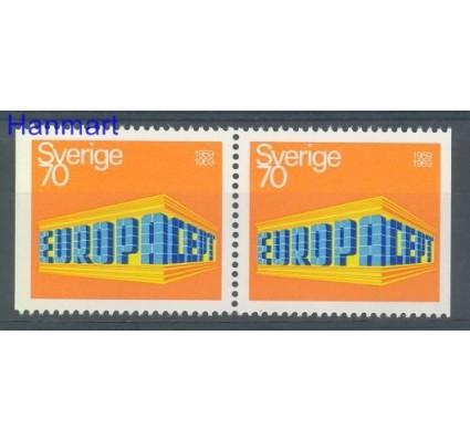 Szwecja 1969 Mi 634Dl,Dr Czyste **