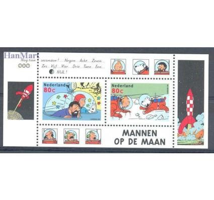 Znaczek Holandia 1999 Mi bl 60 Czyste **