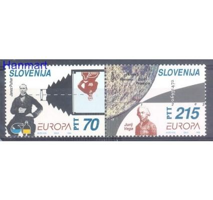 Znaczek Słowenia 1994 Mi 80-81 Czyste **