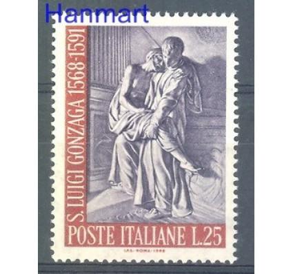 Znaczek Włochy 1968 Mi 1274 Czyste **