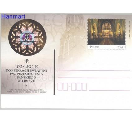 Znaczek Polska 2011 Fi Cp 1575 Całostka pocztowa