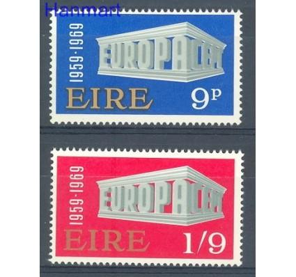 Irlandia 1969 Mi 230-231 Czyste **