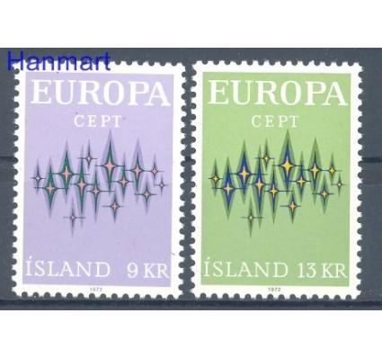 Islandia 1972 Mi 461-462 Czyste **