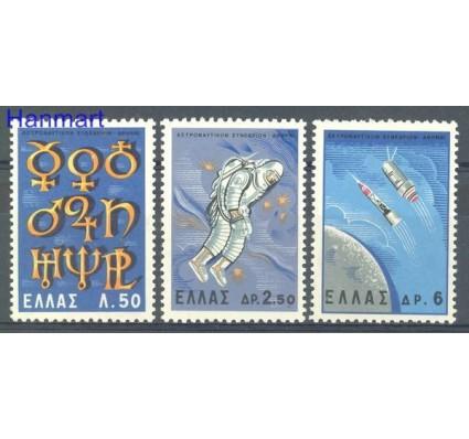 Grecja 1965 Mi 884-886 Czyste **