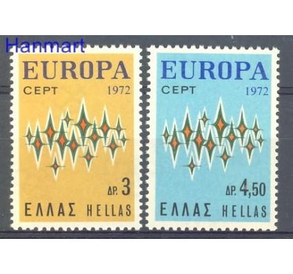 Znaczek Grecja 1972 Mi 1106-1107 Czyste **