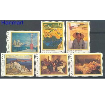 Znaczek Grecja 1977 Mi 1291-1296 Czyste **