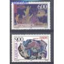 Jugosławia 1998 Mi 2878-2879 Czyste **
