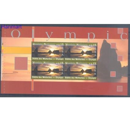 Narody Zjednoczone Wiedeń 2003 Mi blatt 45 Czyste **