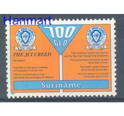 Znaczek Surinam 1995 Mi 1523 Czyste **