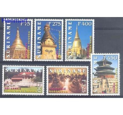 Znaczek Surinam 1998 Mi 1652-1657 Czyste **