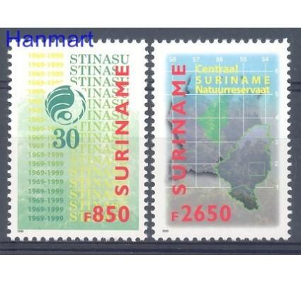 Znaczek Surinam 1999 Mi 1703-1704 Czyste **