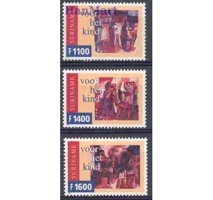 Surinam 1999 Mi 1716-1718 Czyste **