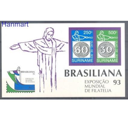 Surinam 1993 Mi bl 60 Czyste **