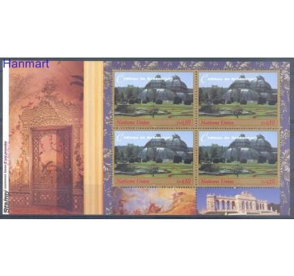 Narody Zjednoczone Genewa 1998 Mi h-blatt 15 Czyste **