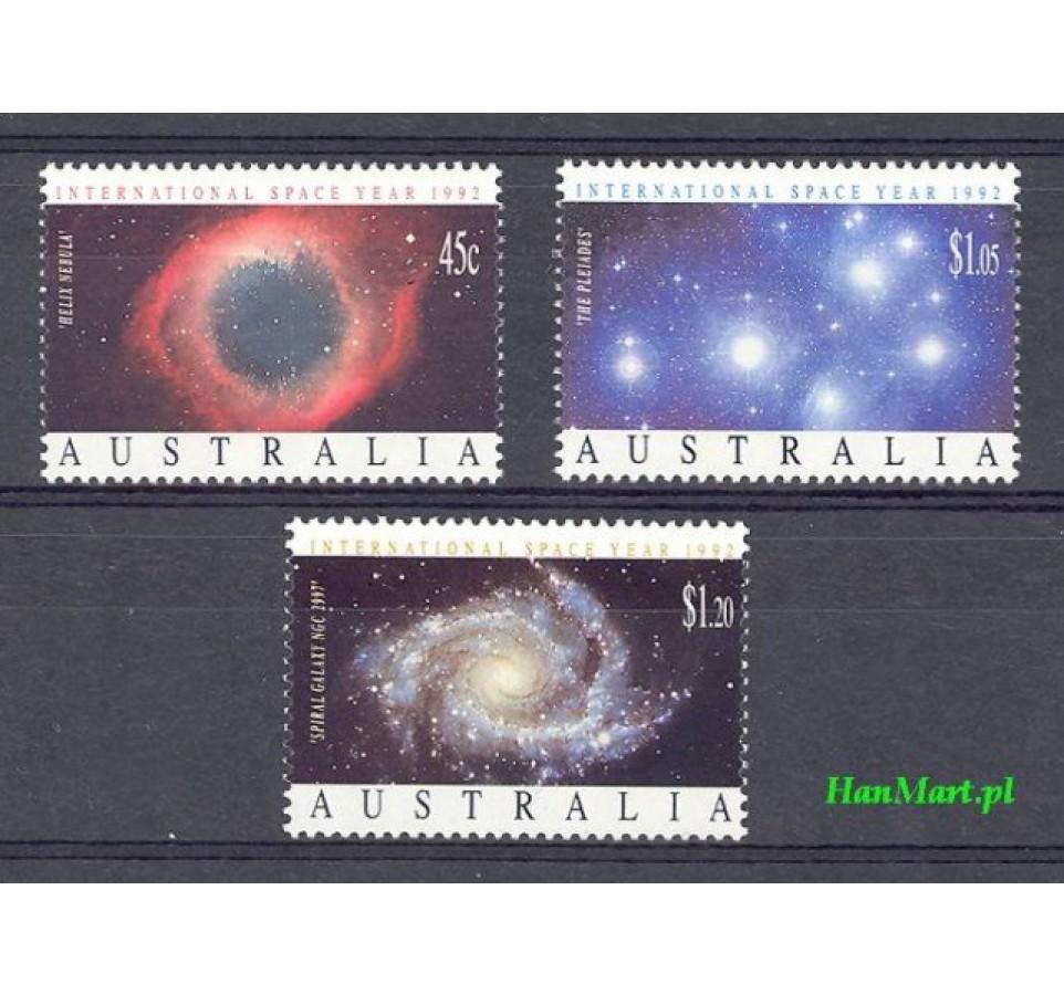 Australia 1992 Mi 1297-1299 Czyste **