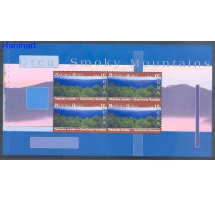 Narody Zjednoczone Genewa 2003 Mi h-blatt 43 Czyste **
