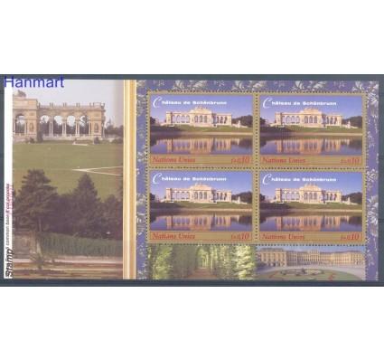 Znaczek Narody Zjednoczone Genewa 1998 Mi h-blatt 16 Czyste **