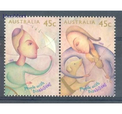 Znaczek Australia 1995 Mi 1488-1489 Czyste **