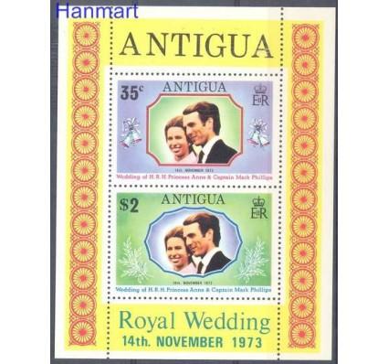 Znaczek Antigua i Barbuda 1973 Mi bl 10 Czyste **
