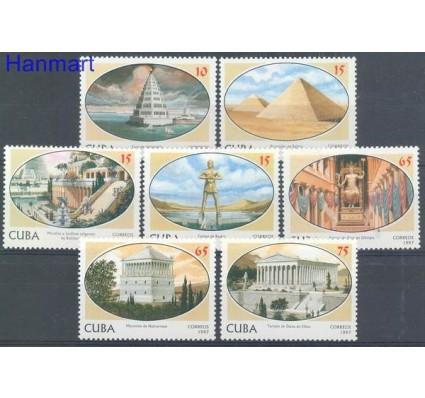 Znaczek Kuba 1997 Mi 4028-4034 Czyste **