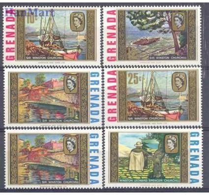 Znaczek Grenada 1968 Mi 261-266 Czyste **