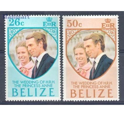Znaczek Belize 1973 Mi 310-311 Czyste **