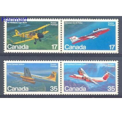 Znaczek Kanada 1981 Mi 814-817 Czyste **
